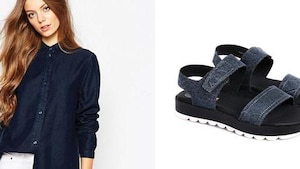 Image principale de l'article Le deal de la semaine: 15 items en denim en solde