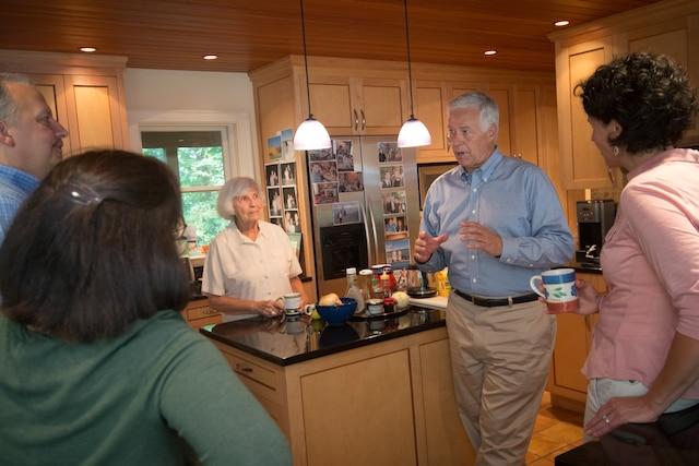 Mike Michaud, membre du Congrès Américain pour le parti Démocrate