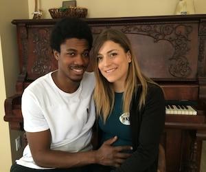 Garen Duvalsaint et Cloé Gauthier, ancienne candidate de L'amour est dans le pré, attendent un enfant.