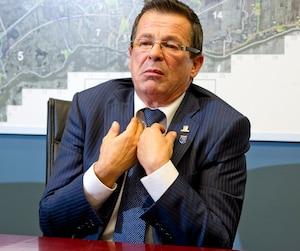 <b>Jean-Marc Robitaille</b><br /> Maire de Terrebonne