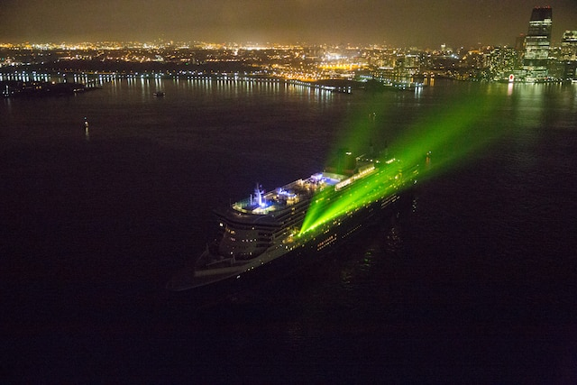 Le Queen Mary 2.