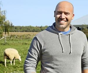 Stefano Faita anime Arrive en campagne à TVA.