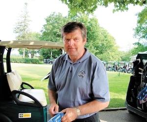 Marian Stastny a vendu son golf et son hôtel à l'homme d'affaires Daniel Proulx en avril 2018.