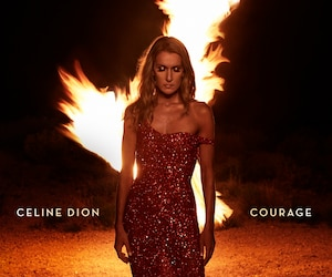Céline Dion, Courage