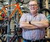 Marc Néron, le PDG de Cycle Néron.