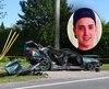 La Sûreté du Québec n'a toujours pas confirmé les causes de l'accident qui a coûté la vie à Mickael Vachon (en mortaise).