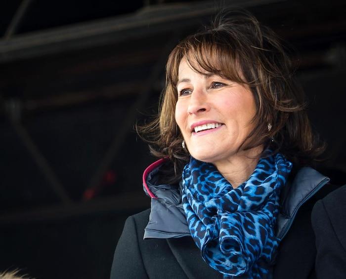 Madame Kathleen Weil, ministre de l'Immigration, de la Diversité et de l'Inclusion.