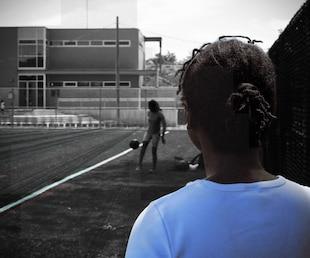 Image principale de l'article Pour Salimata, le foot c'est plus qu'un sport