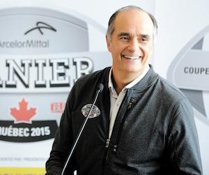 Gilles Lépine<br> <i>Ex-directeur des sports, UBC</i>
