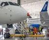 Les commandes dans le secteur des avions commerciaux ont fondu, puisqu'elles étaient de 161 en 2016, mais n'atteignaient plus que 70 en 2017.