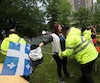 Securite, Fete nationale du Quebec, 8 millions Etincelles, Plain