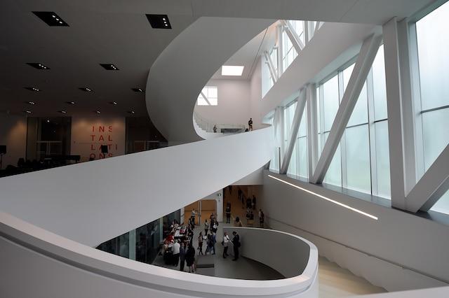 Le Pavillon Lassonde au Musée national des beaux-arts