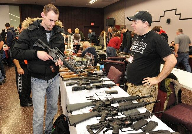 1500 amateurs d 39 armes feu attendus jdm