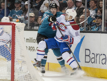 Sharks contre Canadien