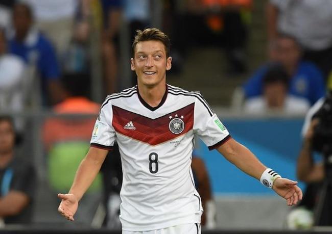 Mesut Ozil offre sa prime de 600 000 euros à la population de Gaza