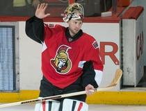 NHL:Toronto Maple Leafs at Ottawa Senators