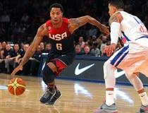 Basketball: Puerto Rico at USA