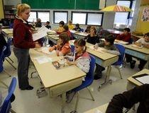 classe d'école primaire