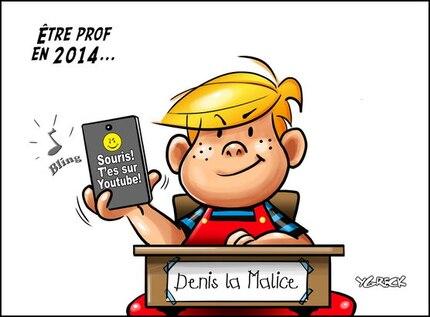 Caricature, 30 août 2014