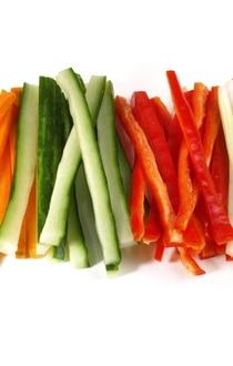 Gemüsesticks Chronique Nutrition 0901