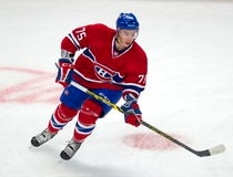 Canadiens de Montréal match intra-équipe