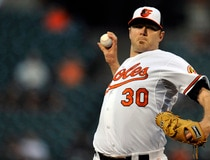 MLB: Cincinnati Reds at Baltimore Orioles