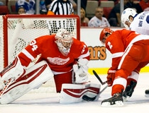 NHL: Preseason-Toronto Maple Leafs at Detroit Red Wings
