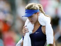 Tennis: U.S. Open-Bouchard vs Makarova