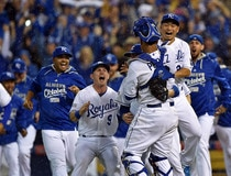 MLB: ALDS-Los Angeles Angels at Kansas City Royals