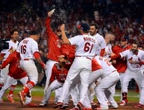 MLB: NLCS-San Francisco Giants at St. Louis Cardinals