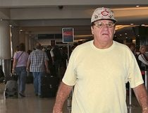 Pete Rose , Charlie Hustle departs at LAX