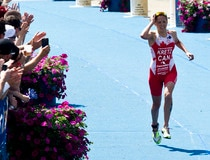 2013 Edmonton ITU Triathlon elite races