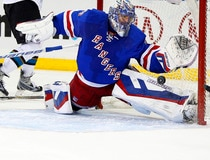 NHL: San Jose Sharks at New York Rangers
