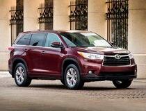 Toyota Highlander photo 1
