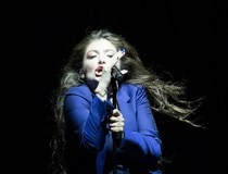 Lorde And Majical Cloudz Perform At The Greek Theatre