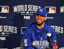 MLB: World Series-Practice Day