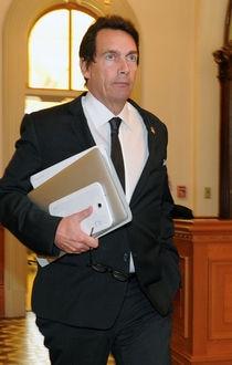 PKP, Pierre Karl Peladeau, PQ