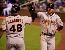 World Series - San Francisco Giants v Kansas City Royals - Game One