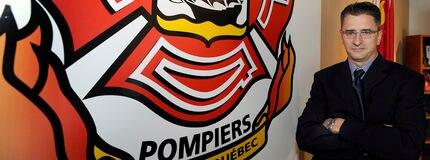 gosselin,Pompier