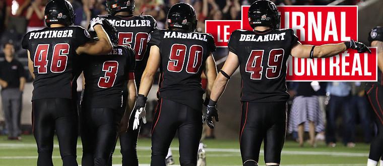Toronto Argonauts v Ottawa RedBlacks