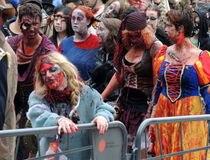 Marche de zombies