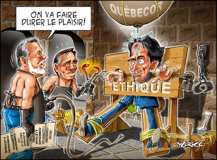 Caricature, 31 octobre 2014