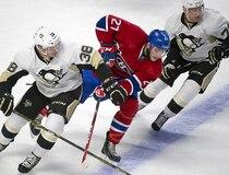 Canadiens c Penguins