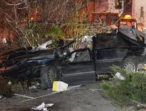 Accident du  samedi 22 novembre 2014