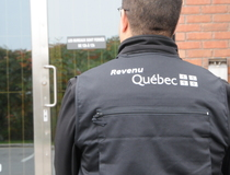 Bloc situation agents Revenu Québec