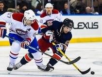 Montreal Canadiens v New York Rangers