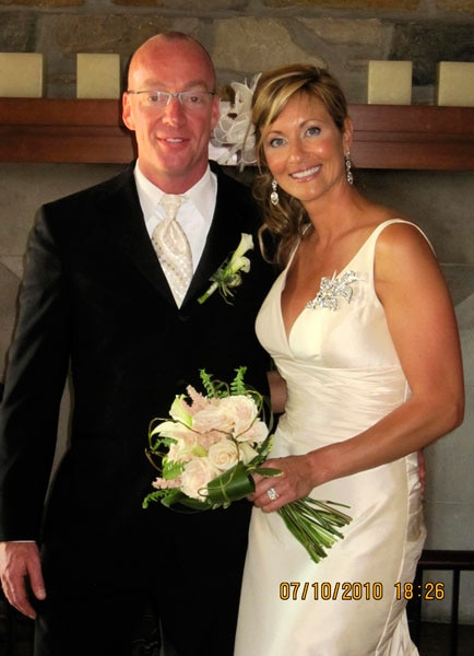 Bonneville And Son >> Clodine Desrochers s'est mariée | Le Journal de Montréal