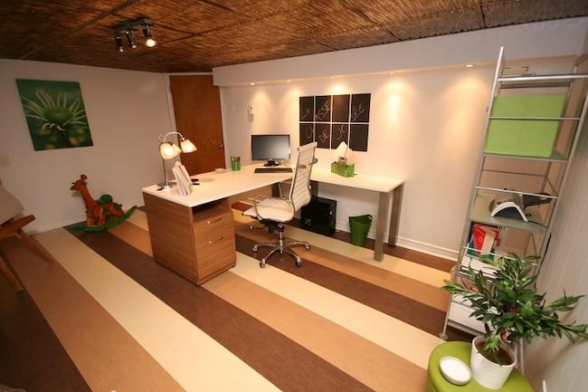 am nager un bureau la maison le journal de montr al. Black Bedroom Furniture Sets. Home Design Ideas