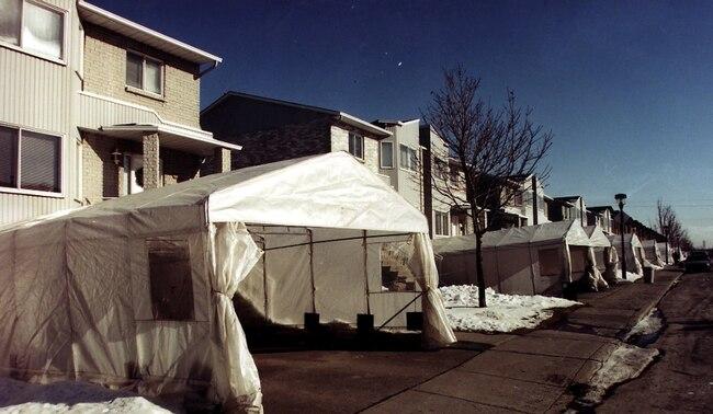La neige tombant du toit d un abri d auto peut incommoder - Peut on couper des branches du voisin ...