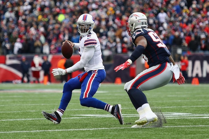 Buffalo Bills v New England Patriots